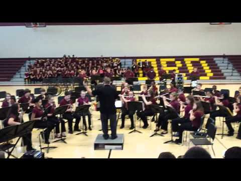 Milford Central Academy - Bohemian Rhapsody