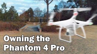 Owning the DJI Phantom 4 Pro - Helpful Insights