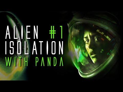 NERDING OUT! Alien Isolation [#1] Walkthrough with HybridPanda