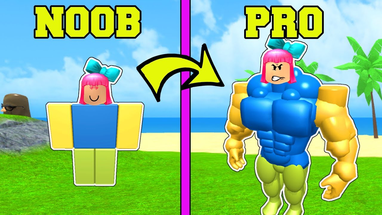 Roblox Going From Noob To Pro In Roblox Youtube