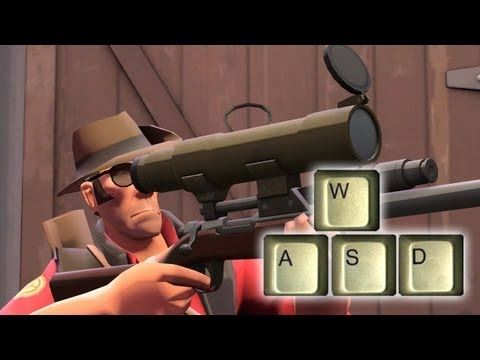 TF2: Snipers Can WASD