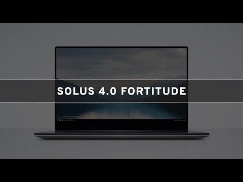 Solus 4.0 Fortitude