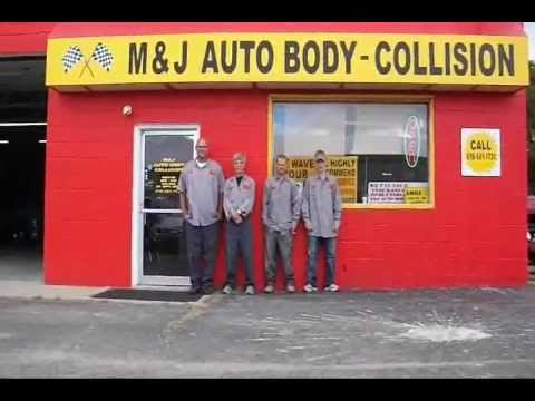 M And J Auto >> M J Auto Body Collision And Ta Wolf Entertainment
