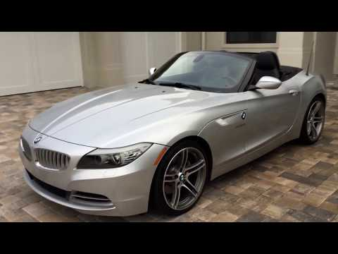 2009 BMW Z4 sDrive35i Roadster for sale by Auto Europa Naples MercedesExpert.com