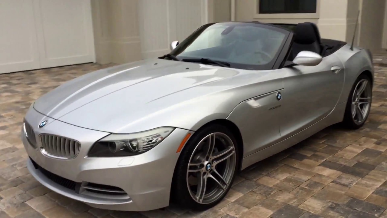 2009 Bmw Z4 Sdrive35i Roadster For Sale By Auto Europa