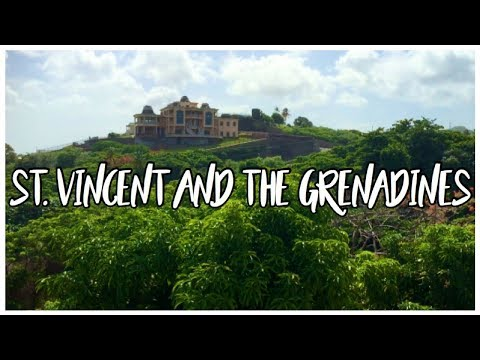 Travel Diary: St. Vincent and the Grenadines | HeyitsCam