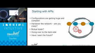 Network Automation using Unified API thumbnail