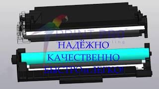 Смотреть видео РЕЦИКЛИНГ Картриджей в Санкт-Петербурге онлайн
