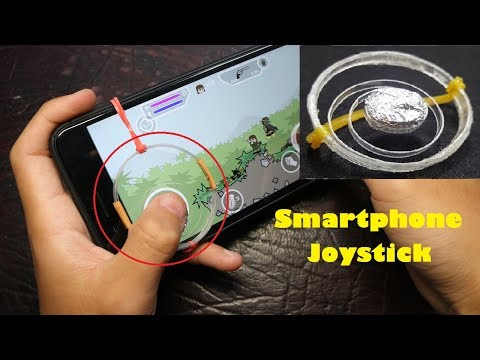 How to make Smartphone Gaming Joystick-Amazing Phone Hacks
