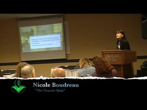NicoleBourreau - The Organic Quiz