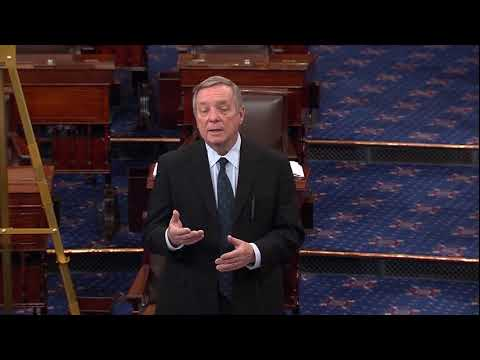 Durbin: With Dreamers' Future Uncertain, Senate Must Pass Dream Act Now