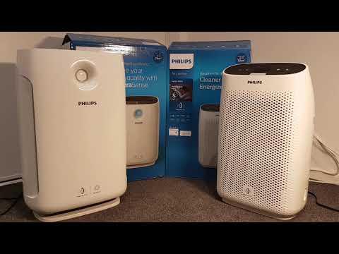 Philips Air Purifier Series 1 AC1215 vs Series 2 AC2887