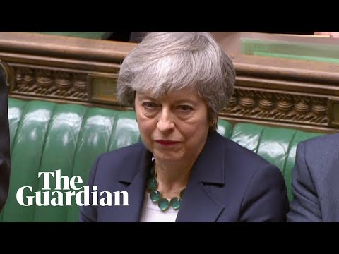 Brexit: MPs debate whether to leave EU without a deal following May's defeat - watch live