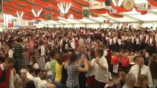 Kreismusikfest Hauerz / Ein Prosit der Gemütlichkeit