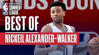 Best of Nickeil Alexander-Walker | MGM Resorts NBA Summer League