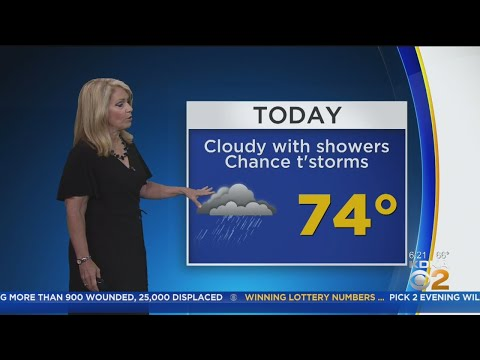 KDKA-TV Morning Forecast (4/19)