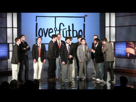 GW love.futbol Charity Performances - Sons of Pitch ['Thank' You]