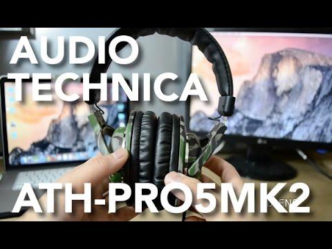 Audio Technica ATH-PRO5MK2 Review!
