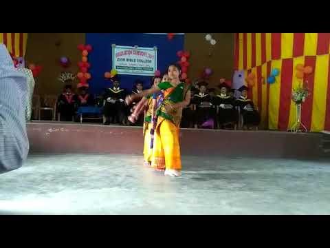 Bodo modern Gospel dance