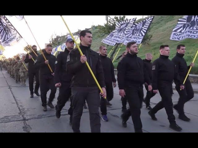Почему конгресс США потребовал признать террористами украинский батальон «Азов»