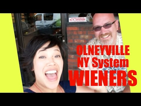 Emmy Eats Olneyville NY System Wieners ft. KBDProductions