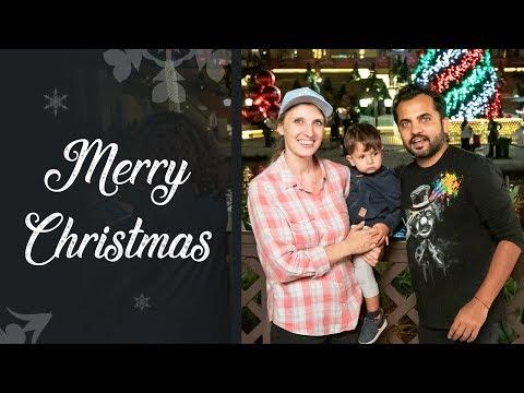 Christmas market at Madinat Jumeirah, Dubai