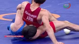 5 золотых медалей завоевали дагестанские вольники на Кубке мира