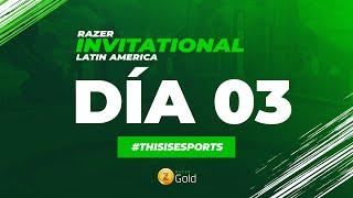 Razer Invitational Latin America | MLBB Eliminatorias Día 3