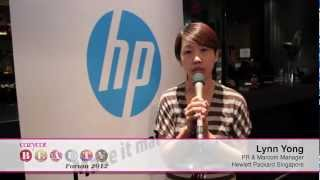 CozyCot Beauty Forum 2012 - HP Interview Segment Thumbnail