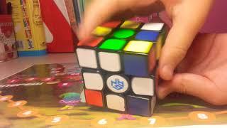 1 Видео урок как научиться собирать Кубик Рубика желаем крест