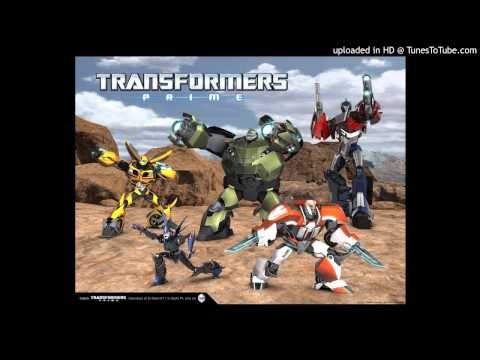 Transformers Prime Japanese Opening 1 - Feeling by BIGBANG ( FULL )