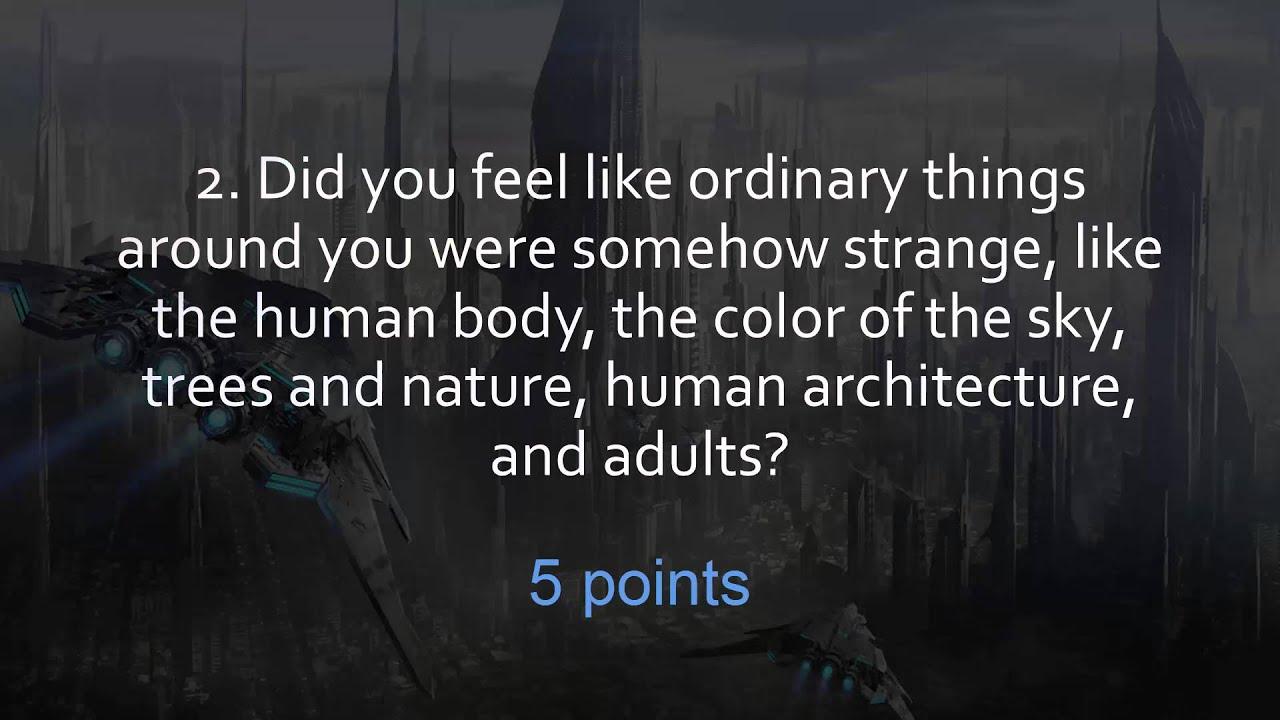 Are you an ET soul? (Quiz)