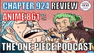"""Download Video The One Piece Podcast, Episode 545, """"Tic Tac Toe Chin"""" (Chapter 924, Anime 861) MP3 3GP MP4"""