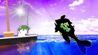 LOVÍM NEJCENNĚJŠÍ RYBU VE HŘE!! (Cat Goes Fishing)