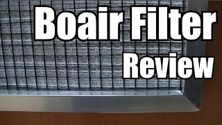 Review of Boair Permanent Furnace Filters