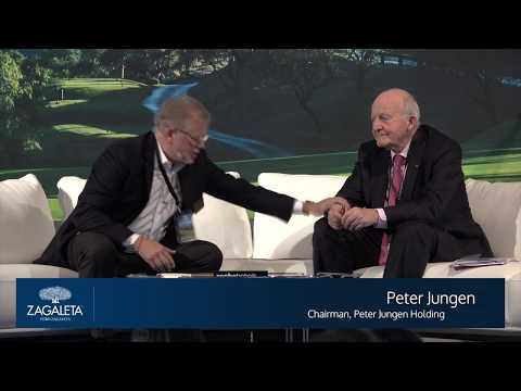 Foro Zagaleta 2018 - Brian Cohen and Peter Jungen, Investing like a Super Angel  (3/14)