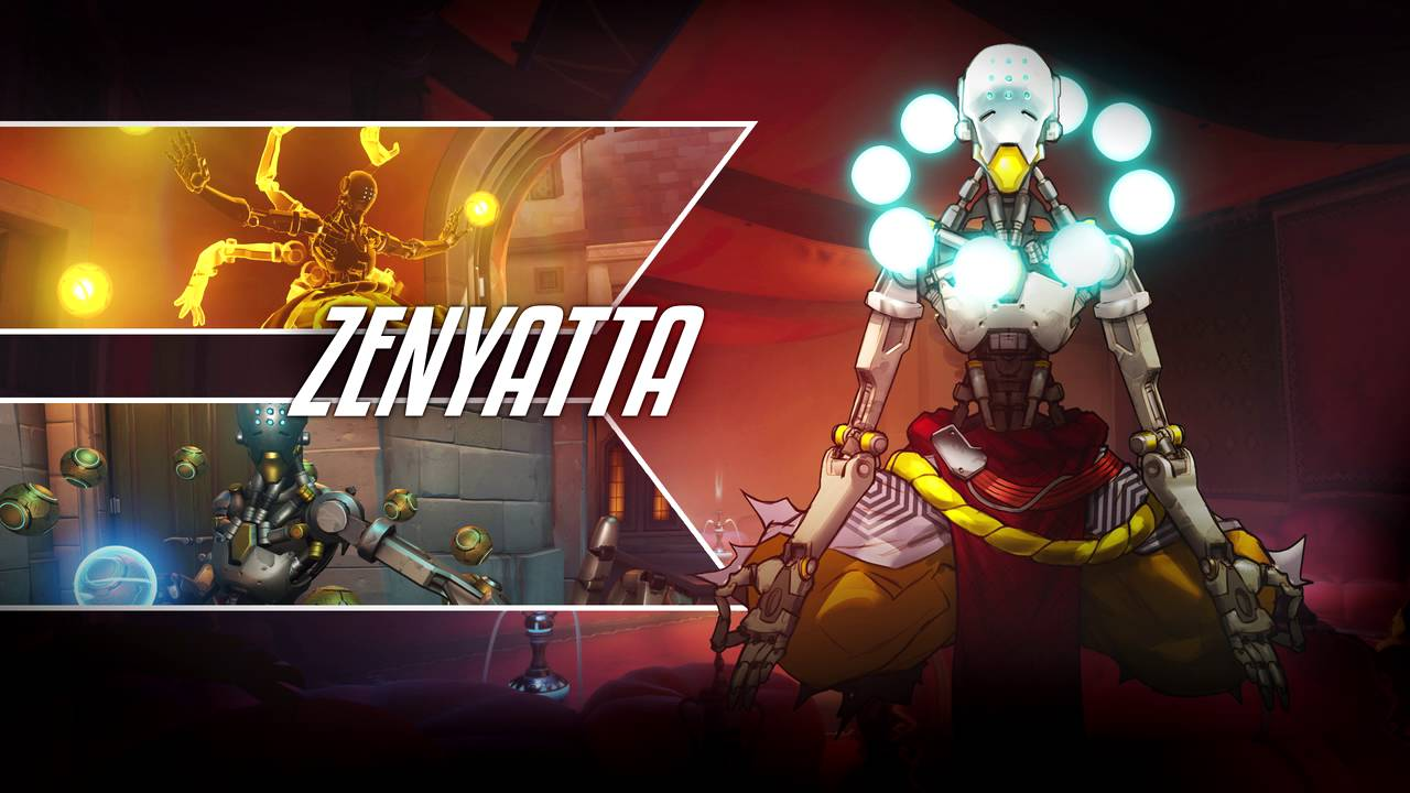 Overwatch Zenyattas Voice Lines Youtube