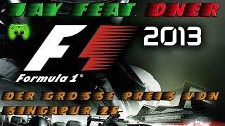 F1 2013 # 25 - Großer Preis von Singapur 1/2 «»  Let