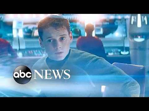 Star Trek Actor Anton Yelchin Killed in Freak Accident