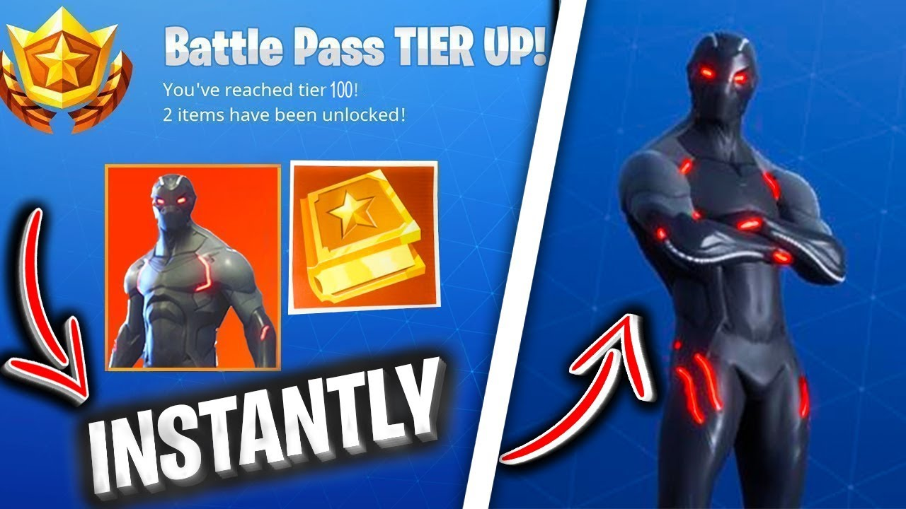 New How To Get The Omega Skin Instantly In Fortnite Battle