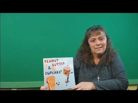 Penny's Reading Nook 93: Peanut Butter & Cupcake