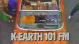 Disneyland TV Ad - Brian Beirne - Krth 101 FM - 1989