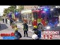 SMOKE ALARMS Emergency Call 112 Firefighting Simulation Ep 3 English mp3