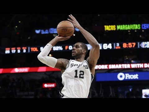 Nikola Jokic 43 Pts! Spurs Force Game 7! 2019 NBA Playoffs