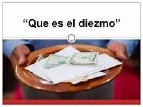 EL DIEZMO 100% BIBLICO - The truth about Tithing