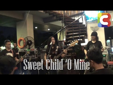 Guns N' Roses - Sweet Child O' Mine (Vocal And Bass Cover) @ GuitaRitual Session II 26/01/18