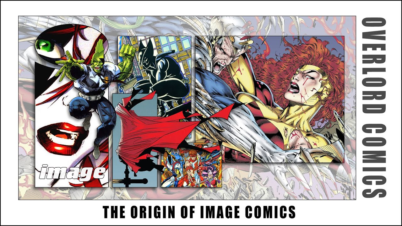 The Origin Of Image Comics (Based On A True Story)