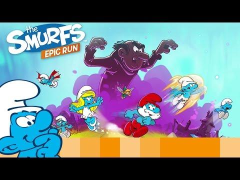 Smurfs Epic Run • Tanıtım Filmini...