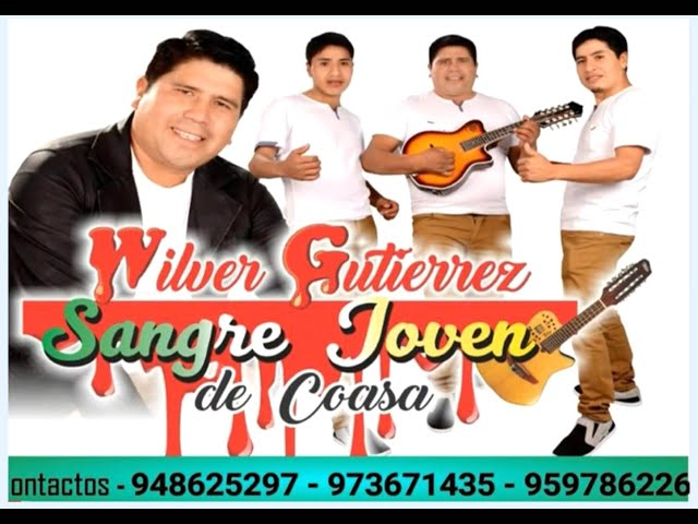 SANGRE JOVEN DE COAZA, mix de primicias 2017