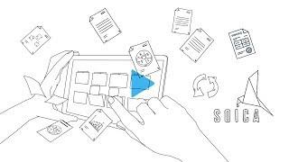 Soica - презентация автоматизации документооборота